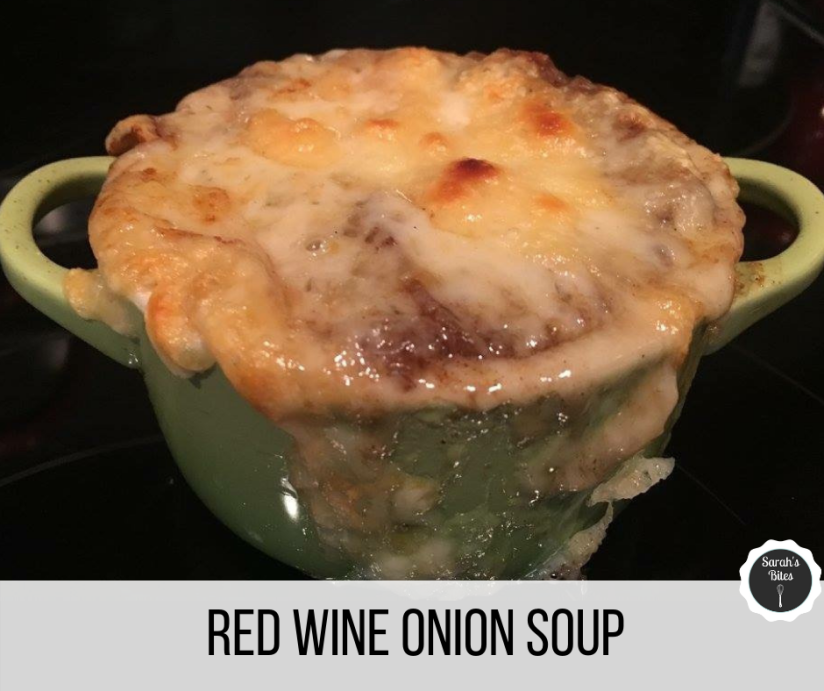 Red Wine Onion Soup