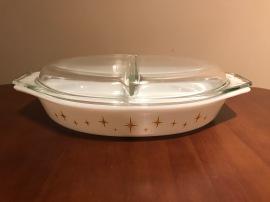 Constellation Divided Dish #063, 1959