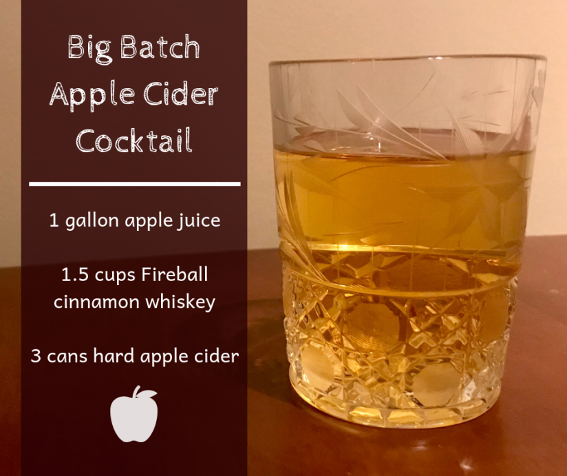 Big Batch Cocktail