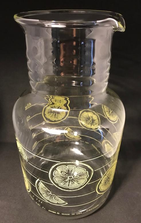 Lemonade Carafe