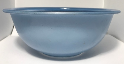 Clear Bottom Mixing Bowl