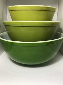 Verde Mixing Bowls