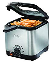 Oster Compact Stainless Deep Fryer